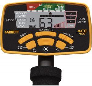 Garrett metaaldetector - ACE 400