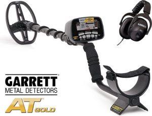 Garrett AT Gold metaaldetector