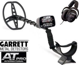 Garrett AT Pro International metaaldetector
