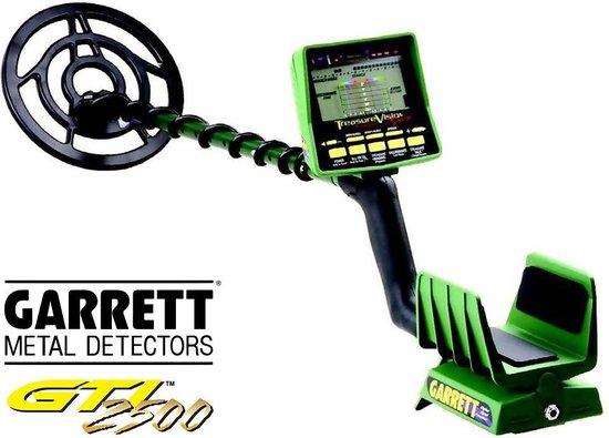 Garrett GTI 2500 metaaldetector