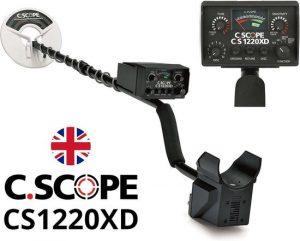 C.Scope CS1220XD metaaldetector