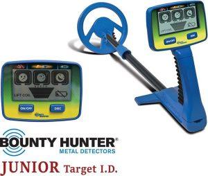Bounty Hunter Junior TID metaaldetector