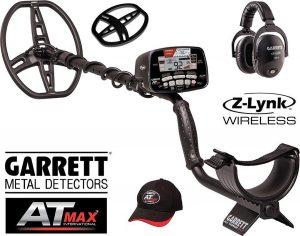Garrett AT MAX metaaldetector